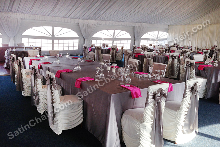 Tremendous Rent Ruched Chair Covers Lighting Affordable Rosemont O Gmtry Best Dining Table And Chair Ideas Images Gmtryco